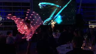 LED-E-Geige meets LED-Flügel (Kurz-Teaser)