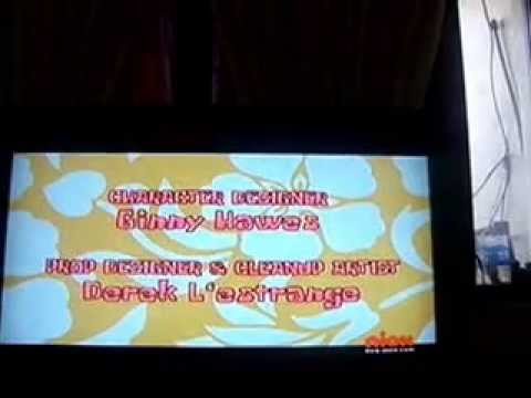 Spongebob Squarepants Ending Credits Season 9 Youtube