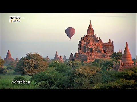 Doku Gesichter Asiens - Unterwegs mit Robert Hetkämper HD