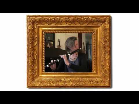 Johann Joachim Quantz - Carpice 29 for traverse flute and bass