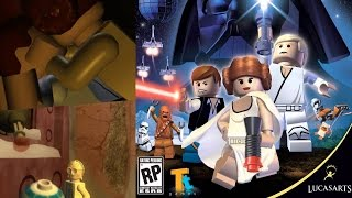 Lego Star Wars - Return Of Jedi, Jabba's Palace [Ch.1 of Ep.VI]
