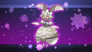Add the Power of Magearna to your Pokémon Sun or Pokémon Moon Game!