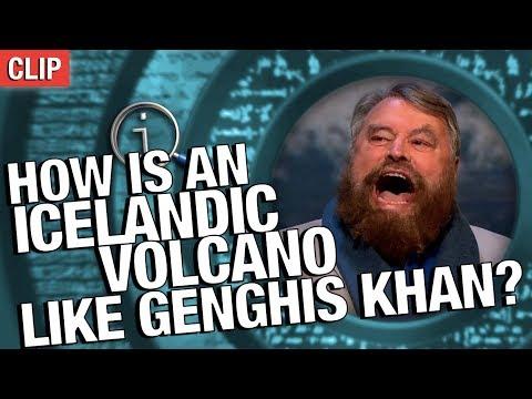 QI  In What Way Is An Icelandic Volcano Like Genghis Khan?