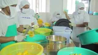 Fair Trade Cebu - Processing of Dried Mango