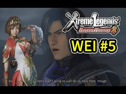 Dynasty Warriors 9 Karakter & Model Baru! - DW 8 Wei (5)