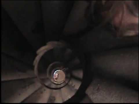 53 - Escaleras de caracol en La Sagrada Familia - YouTube