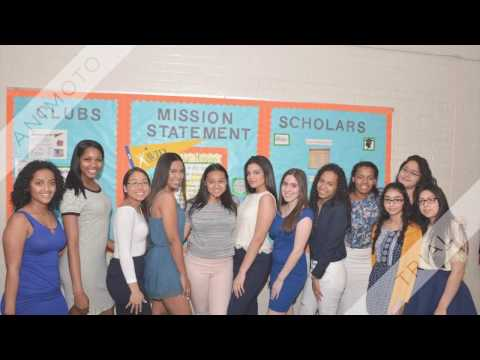 Alexander Hamilton Preparatory Academy: National Honor Society's 7th Annual Induction Ceremony