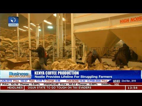 Nestle Provides Lifeline For Struggling Farmers In Kenya |Business Incorporated|