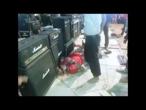 MC Om Sonata Si Rambut Jagung Meninggal Di Panggung Saat Live di Alun-alun Ponorogo