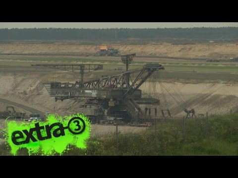 Realer Irrsinn: Illegale Solaranlage im Braunkohlegebiet | extra 3 | NDR