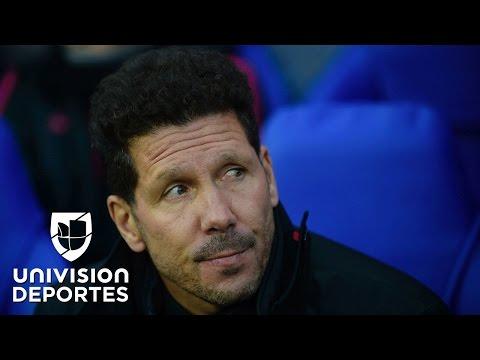 """Diego Simeone: """"Fuera cual fuera el rival iba a ser el mismo objetivo, la final"""""""