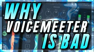 Voicemeeter Banana Blue Yeti Settings