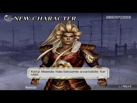 Warriors Orchi - Unlocking Keiji Maeda