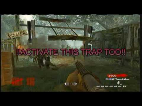 Call Of Duty: World At War - It's A Trap! Achievement Guide (20G)