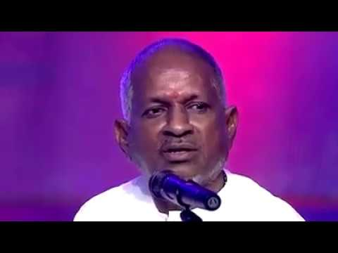 ilayaraja interview in stage
