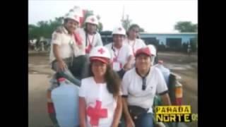 Entrevista a la Presidenta nacional de Cruz Roja