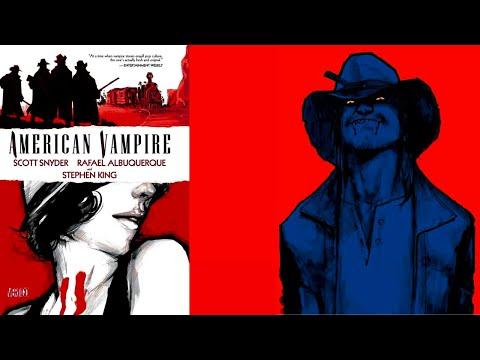 Twilight Vampires Suck!| American Vampire Vol 1| Review