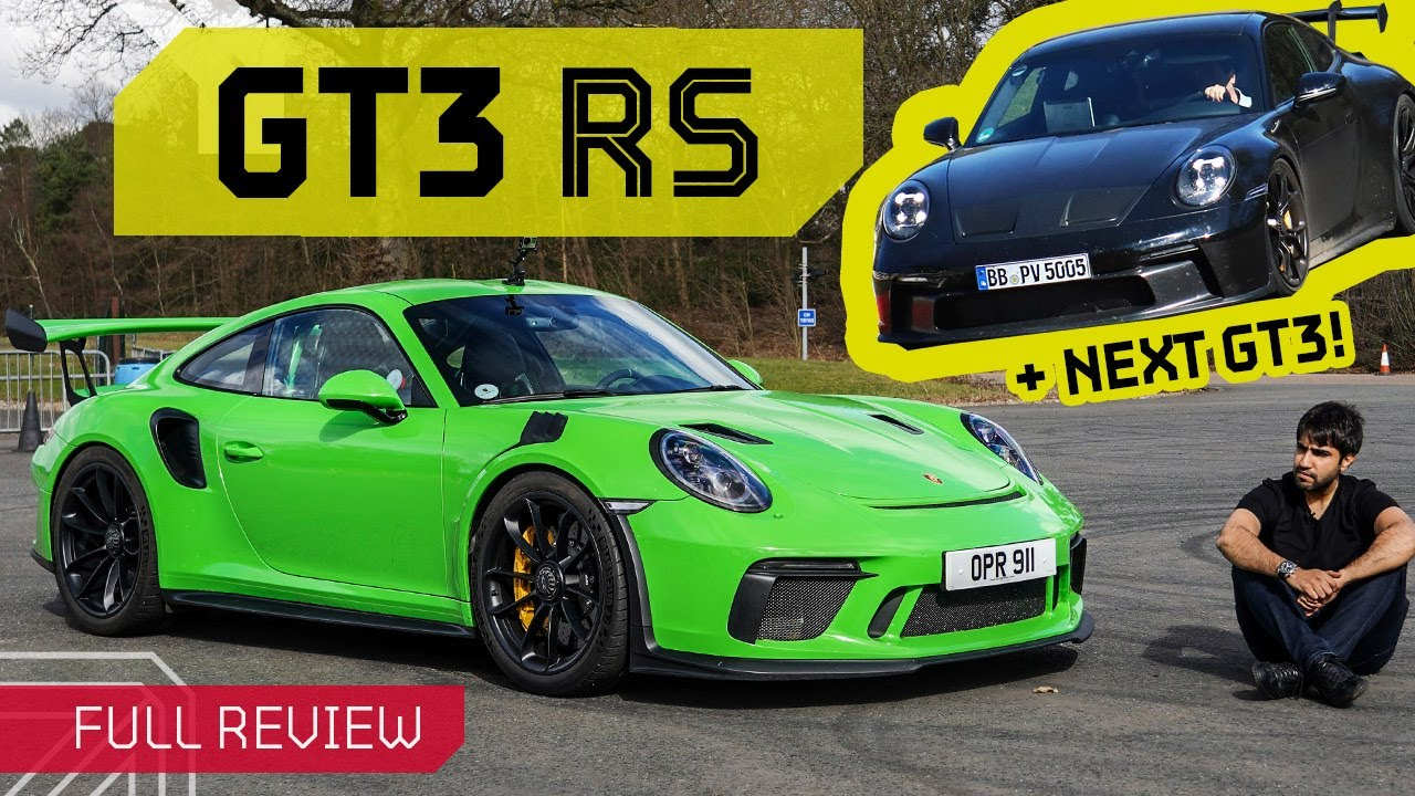 Porsche Gt3 Rs Nothing Is Better Next 2021 Gt3 992 Youtube