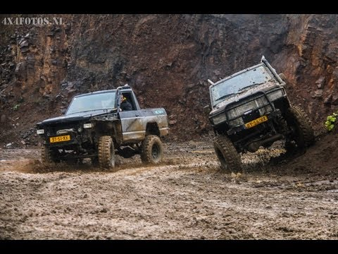 4x4Fotos.nl  ᴴᴰ Weekend BoserWolf Knullwald Germany