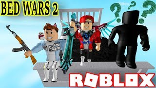 Roblox | The Same New Members Defending The Beloved Bed | Bed Wars 2 | Vamy Tran