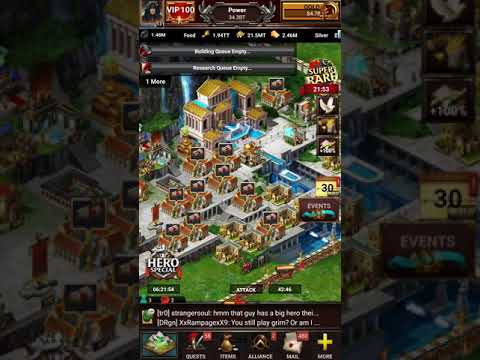 Game of war fire age scammers