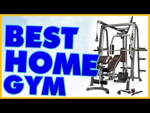 10 Best Home Gym Reviews 2017