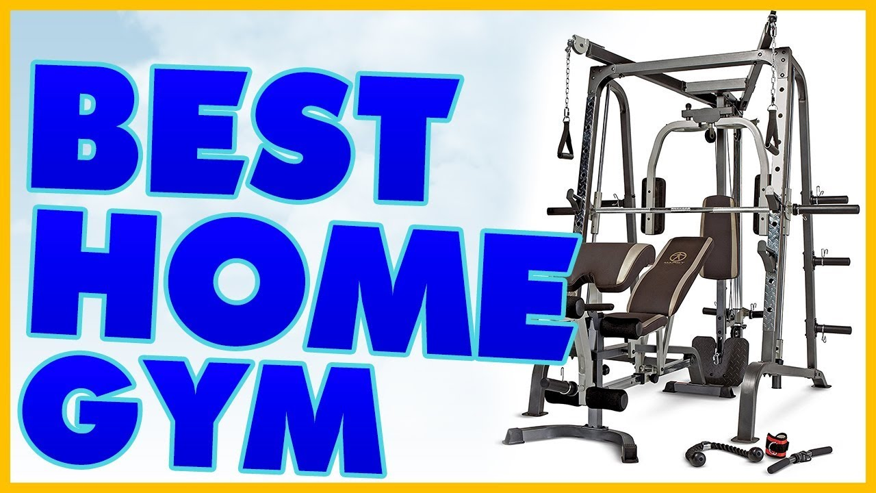 Best home gym reviews youtube