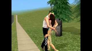 Sims 2 Monsters High обзор на всю игру(В видео использовались следующие композиции: Monster High Fright Song - Monster High (0:03 - 1:21) 'Rocky