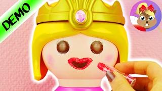 Playmobil księżniczka XXL - czy da się ją pomalować?