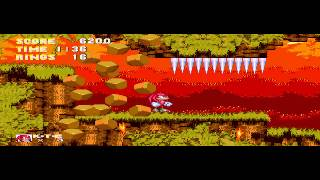 Sonic and Knuckles & Sonic 3 - RetroGameNinja Plays: Sonic and Knuckles and Sonic 3 - User video
