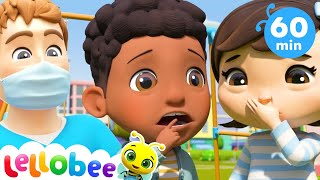 Loose Tooth - Going to The Dentist Song | +More Nursery Rhymes  | ABCs and 123s | Little Baby Bum