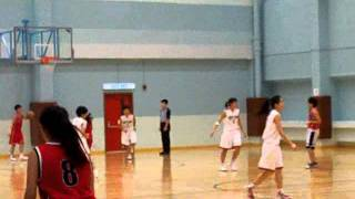 第一組 (九龍) 女子組準決賽 - Grade A: 協恩中