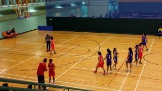 2017 九龍東區小學分會籃球比賽(女子組) 藍田循道衛理