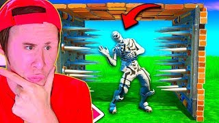 *SUPER TRUCO* NO HACERTE DAÑO CON TRAMPAS! FORTNITE Battle Royale *EPIC FAILS*
