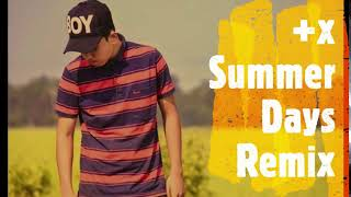 Promo - Summer Days Remix || Martin Garrix Feat. Macklemore & Patrick Stump of Fall Out Boy ||