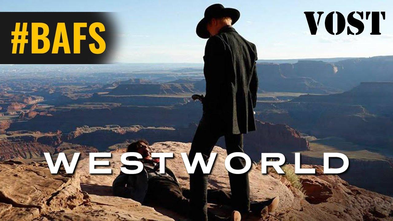 Bande annonce Westworld