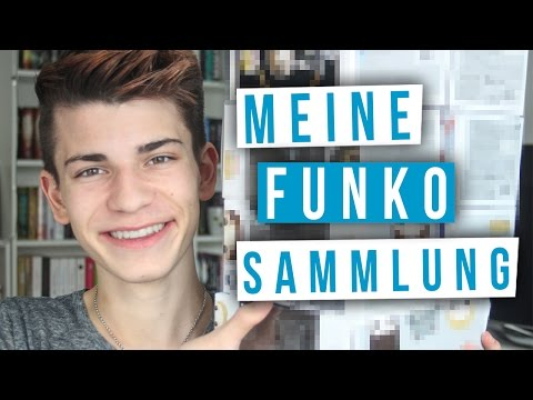 MEINE FUNKO POP! SAMMLUNG! | BookTown