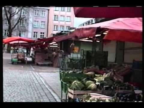 downtown Muenchen / Munich Dec 27, 1990