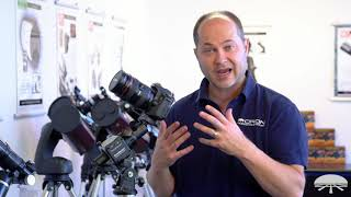 Overview of the Orion StarShoot Compact Astro Tracker and Kits - Orion Telescopes