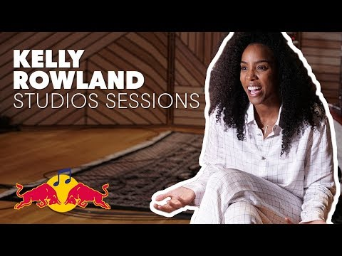 Kelly Rowland | Red Bull Music Studios Session