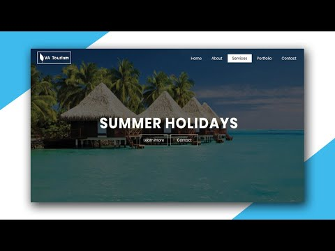How to Create a Website using HTML and CSS