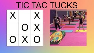 Tic Tac Tucks | Sticking Game | Gymscool
