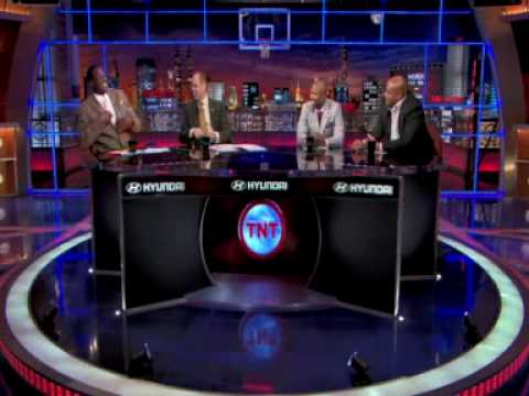 TNT Inside the NBA:  Charles Barkley vs Ron Artest