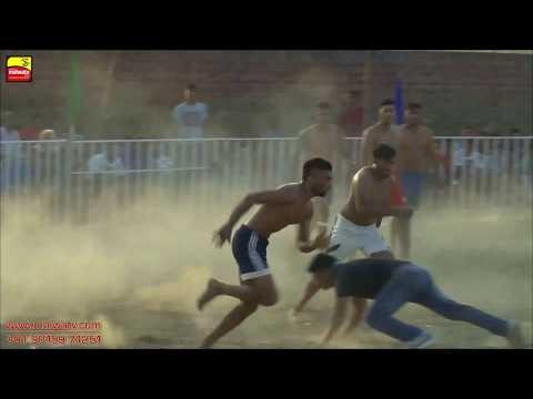 FARWALA (Jalandhar) KABADDI CUP - 2017 ● FULL HD ● Day 1st / Part 3rd