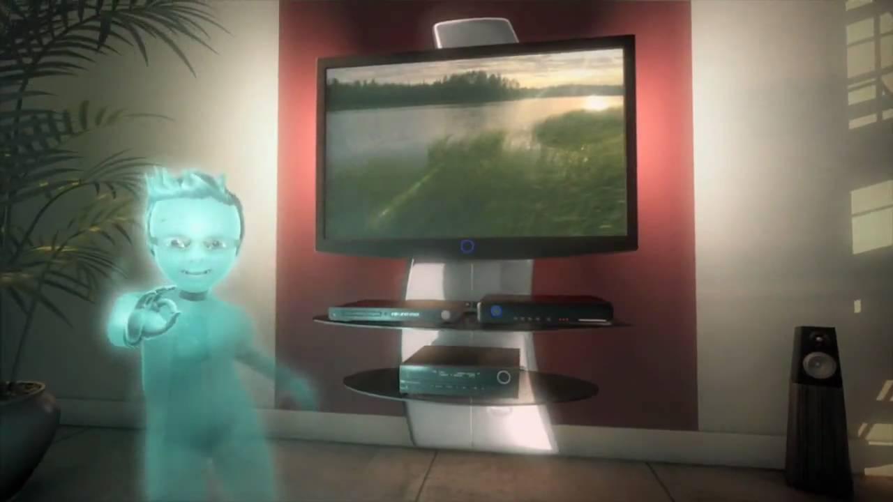 Mobile Tv Meliconi Ghost Design 2000.Meliconi Ghost Design