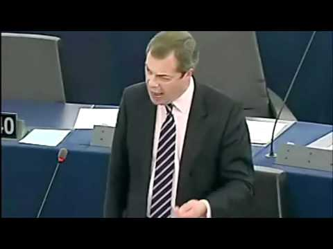 The Game is Up, The EURO is Finished!  Nigel Farage Speaks Out