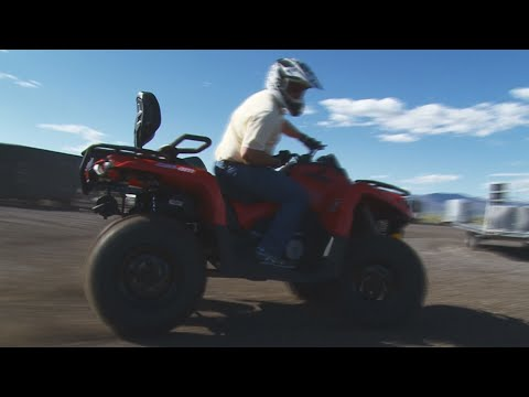 Can Am Outlander 570 Review