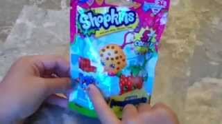 Shopkins Plush Hangers Blind Bag Surprise Opening