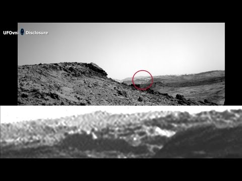 Ancient Aliens On Mars: Discovery Of The City By The Image SOL 951