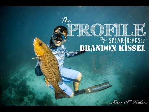 The PROFILE, Brandon Kissel, Key West Spearfishing